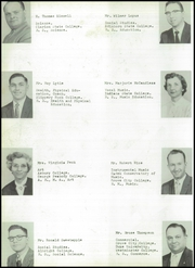 Page 10, 1956 Edition, Victory Joint High School - Victorian Yearbook (Clintonville, PA) online yearbook collection