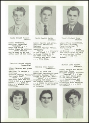 Page 17, 1956 Edition, Victory Joint High School - Victorian Yearbook (Clintonville, PA) online yearbook collection