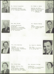 Page 9, 1956 Edition, Victory Joint High School - Victorian Yearbook (Clintonville, PA) online yearbook collection