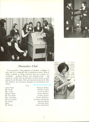 Page 15, 1966 Edition, Eden Hall High School - Witness Yearbook (Philadelphia, PA) online yearbook collection