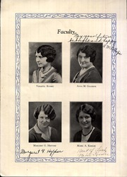 Page 16, 1931 Edition, Conyngham Centralia Joint High School - Iris Yearbook (Aristes, PA) online yearbook collection