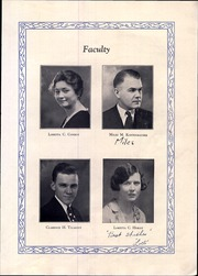Page 17, 1931 Edition, Conyngham Centralia Joint High School - Iris Yearbook (Aristes, PA) online yearbook collection