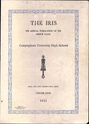Page 5, 1931 Edition, Conyngham Centralia Joint High School - Iris Yearbook (Aristes, PA) online yearbook collection