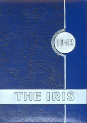1942 Edition, Conyngham Centralia Joint High School - Iris Yearbook (Aristes, PA)