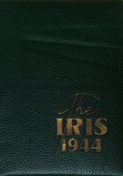 1944 Edition, Conyngham Centralia Joint High School - Iris Yearbook (Aristes, PA)