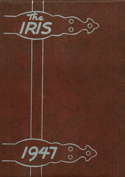 1947 Edition, Conyngham Centralia Joint High School - Iris Yearbook (Aristes, PA)
