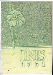 1951 Edition, Conyngham Centralia Joint High School - Iris Yearbook (Aristes, PA)