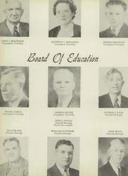 Page 12, 1952 Edition, Conyngham Centralia Joint High School - Iris Yearbook (Aristes, PA) online yearbook collection