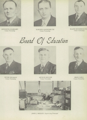 Page 13, 1952 Edition, Conyngham Centralia Joint High School - Iris Yearbook (Aristes, PA) online yearbook collection