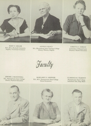 Page 17, 1952 Edition, Conyngham Centralia Joint High School - Iris Yearbook (Aristes, PA) online yearbook collection