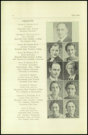 Page 6, 1934 Edition, Thompson Vocational High School - Owl Yearbook (Thompson, PA) online yearbook collection