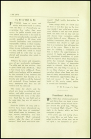 Page 7, 1934 Edition, Thompson Vocational High School - Owl Yearbook (Thompson, PA) online yearbook collection