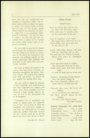 Page 8, 1934 Edition, Thompson Vocational High School - Owl Yearbook (Thompson, PA) online yearbook collection