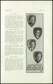 Page 11, 1938 Edition, Thompson Vocational High School - Owl Yearbook (Thompson, PA) online yearbook collection
