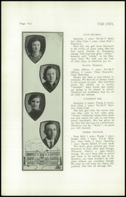 Page 12, 1938 Edition, Thompson Vocational High School - Owl Yearbook (Thompson, PA) online yearbook collection