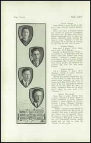 Page 14, 1938 Edition, Thompson Vocational High School - Owl Yearbook (Thompson, PA) online yearbook collection