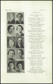 Page 5, 1938 Edition, Thompson Vocational High School - Owl Yearbook (Thompson, PA) online yearbook collection
