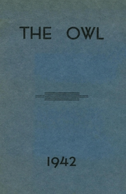 1942 Edition, Thompson Vocational High School - Owl Yearbook (Thompson, PA)
