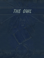 1947 Edition, Thompson Vocational High School - Owl Yearbook (Thompson, PA)