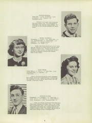 Page 13, 1949 Edition, Thompson Vocational High School - Owl Yearbook (Thompson, PA) online yearbook collection