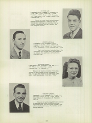 Page 14, 1949 Edition, Thompson Vocational High School - Owl Yearbook (Thompson, PA) online yearbook collection