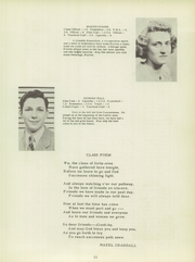 Page 15, 1949 Edition, Thompson Vocational High School - Owl Yearbook (Thompson, PA) online yearbook collection