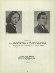 Page 6, 1949 Edition, Thompson Vocational High School - Owl Yearbook (Thompson, PA) online yearbook collection