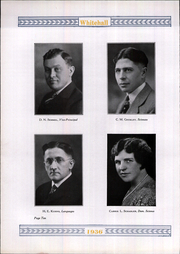 Page 14, 1936 Edition, Whitehall High School - Whitehall Yearbook (Hokendauqua, PA) online yearbook collection