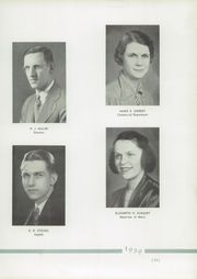Page 17, 1939 Edition, Whitehall High School - Whitehall Yearbook (Hokendauqua, PA) online yearbook collection