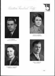 Page 14, 1940 Edition, Whitehall High School - Whitehall Yearbook (Hokendauqua, PA) online yearbook collection