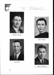 Page 15, 1940 Edition, Whitehall High School - Whitehall Yearbook (Hokendauqua, PA) online yearbook collection