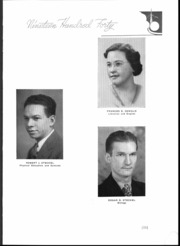 Page 16, 1940 Edition, Whitehall High School - Whitehall Yearbook (Hokendauqua, PA) online yearbook collection
