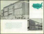 Page 6, 1956 Edition, Whitehall High School - Whitehall Yearbook (Hokendauqua, PA) online yearbook collection