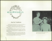 Page 8, 1956 Edition, Whitehall High School - Whitehall Yearbook (Hokendauqua, PA) online yearbook collection