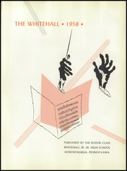Page 5, 1958 Edition, Whitehall High School - Whitehall Yearbook (Hokendauqua, PA) online yearbook collection