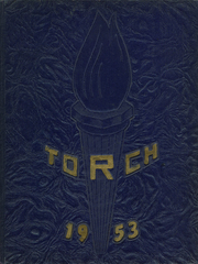 Page 1, 1953 Edition, Parker High School - Torch Yearbook (Parker, PA) online yearbook collection