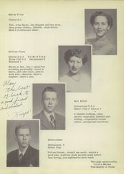 Page 15, 1953 Edition, Parker High School - Torch Yearbook (Parker, PA) online yearbook collection