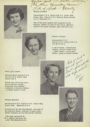Page 16, 1953 Edition, Parker High School - Torch Yearbook (Parker, PA) online yearbook collection