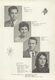 Page 13, 1959 Edition, Bennetts Valley High School - Valley View Yearbook (Weedville, PA) online yearbook collection