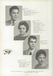 Page 14, 1959 Edition, Bennetts Valley High School - Valley View Yearbook (Weedville, PA) online yearbook collection