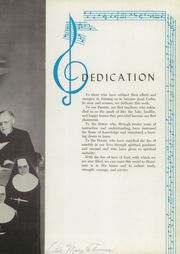 Page 11, 1957 Edition, St Wendelin High School - Wendelite Yearbook (Baldwin, PA) online yearbook collection