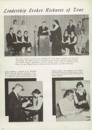 Page 14, 1957 Edition, St Wendelin High School - Wendelite Yearbook (Baldwin, PA) online yearbook collection