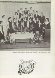 Page 15, 1957 Edition, St Wendelin High School - Wendelite Yearbook (Baldwin, PA) online yearbook collection