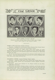 Page 15, 1927 Edition, Burnham High School - Burgoblac Yearbook (Burnham, PA) online yearbook collection