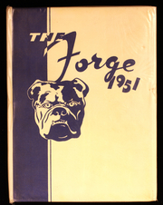 1951 Edition, Burnham High School - Burgoblac Yearbook (Burnham, PA)