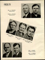 Page 10, 1951 Edition, Burnham High School - Burgoblac Yearbook (Burnham, PA) online yearbook collection