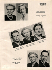 Page 11, 1951 Edition, Burnham High School - Burgoblac Yearbook (Burnham, PA) online yearbook collection