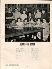 Page 13, 1951 Edition, Burnham High School - Burgoblac Yearbook (Burnham, PA) online yearbook collection