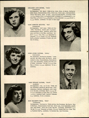 Page 14, 1951 Edition, Burnham High School - Burgoblac Yearbook (Burnham, PA) online yearbook collection