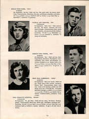 Page 15, 1951 Edition, Burnham High School - Burgoblac Yearbook (Burnham, PA) online yearbook collection